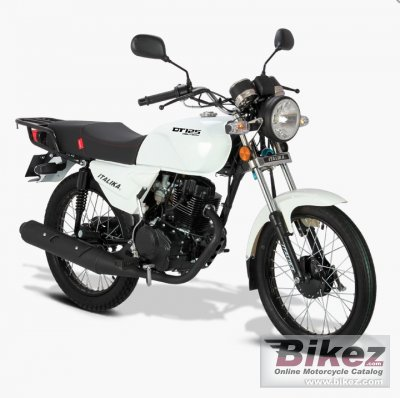 2020 Italika DT125 Delivery