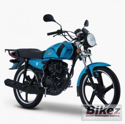 2020 Italika DT125Sport