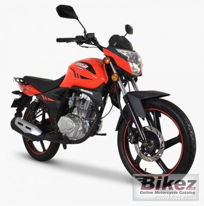 2020 Italika DT150 Sport