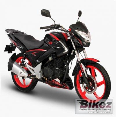 2020 Italika FT 250 TS
