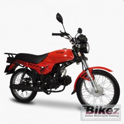 2020 Italika FT115