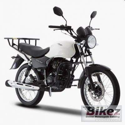 2020 Italika FT150 Heavy Duty