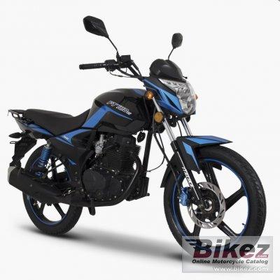 2020 Italika FT180 TS