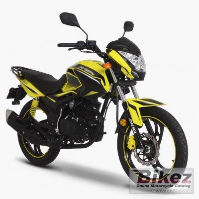 2020 Italika FT200 TS