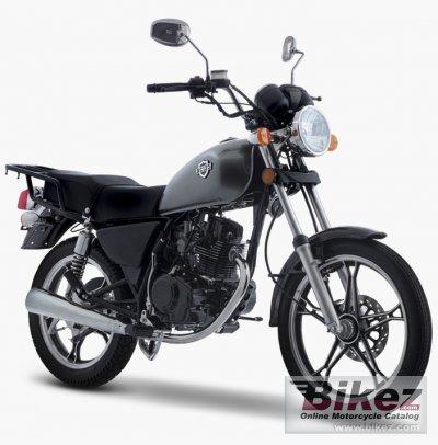 2020 Italika RC125