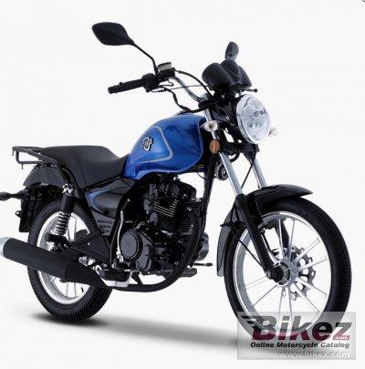 2020 Italika RC150