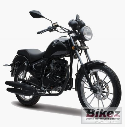 2020 Italika RC200