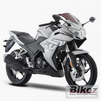 2020 Italika RT250