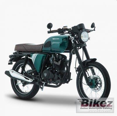 2020 Italika Spitfire 200