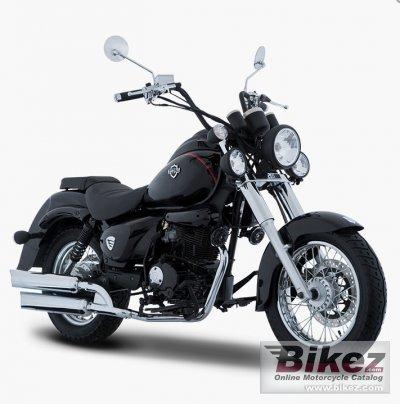 2020 Italika TC250