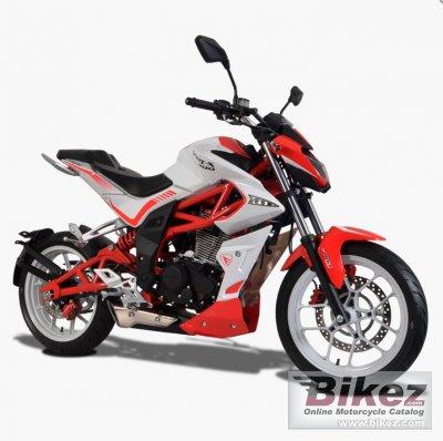 2020 Italika V0RT-X200