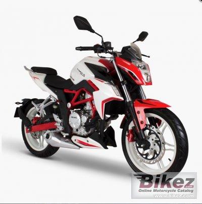 2020 Italika V0RT-X300