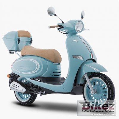 2020 Italika Vitala 150
