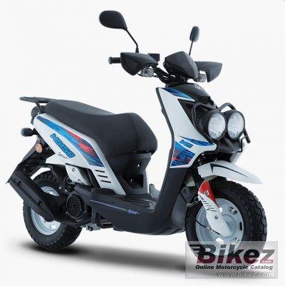 2020 Italika WS150Sport