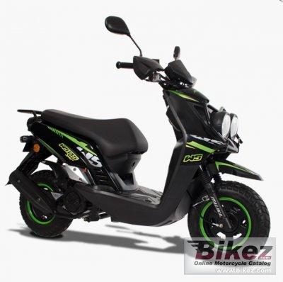 2020 Italika WS175Sport