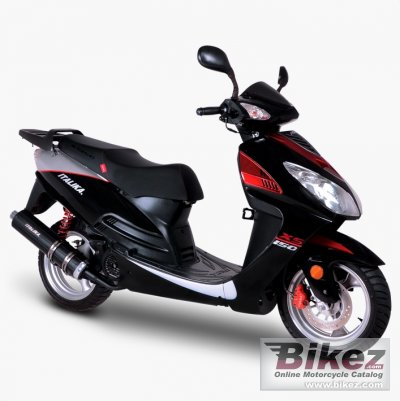 2020 Italika XS150