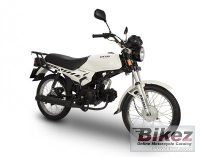 2021 Italika DT 110 Delivery