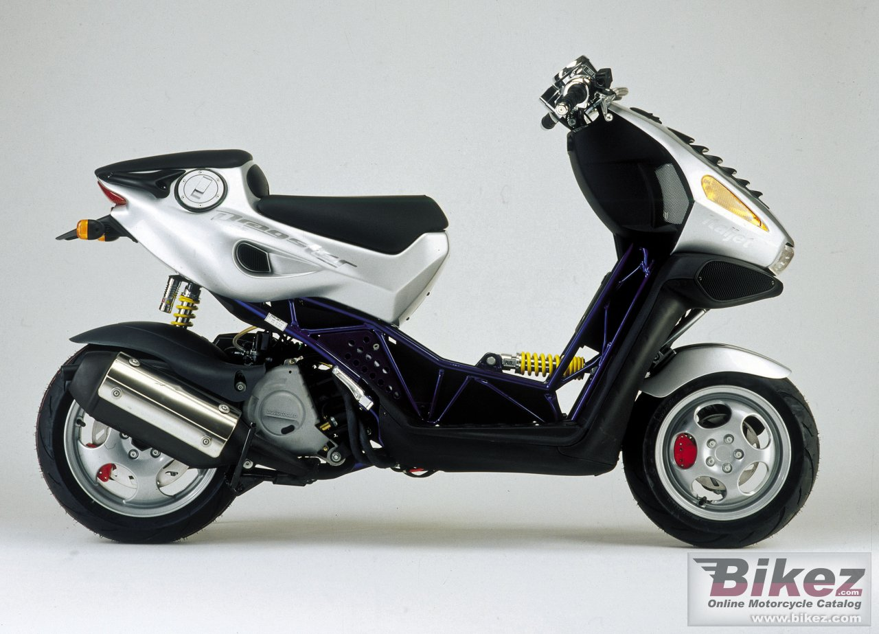 Big Italjet dragster 125 picture and wallpaper from Bikez.com