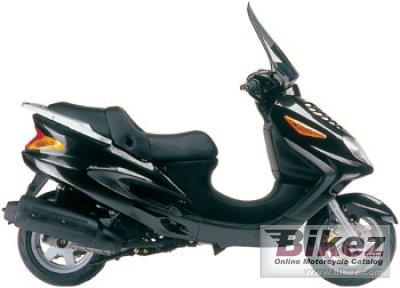 2008 Italjet Millennium 150