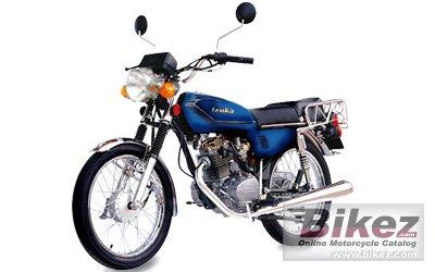 2008 Izuka T125A