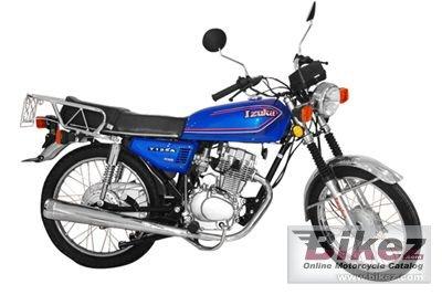 2011 Izuka T125A