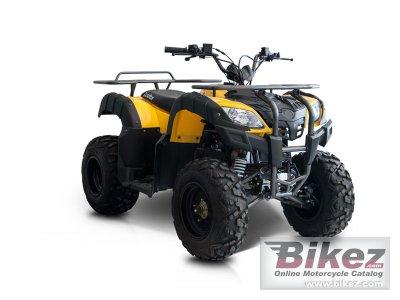 2020 Izuka Beast 150