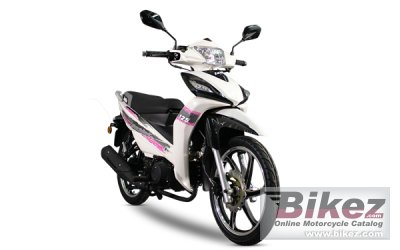2020 Izuka KL125 Advance