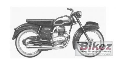 1959 James L25 Commodore