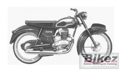 1962 James L25 Commodore