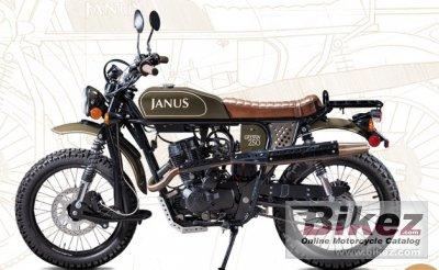 2021 Janus Gryffin 250