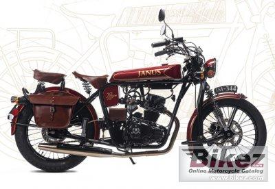 2021 Janus Halcyon 250