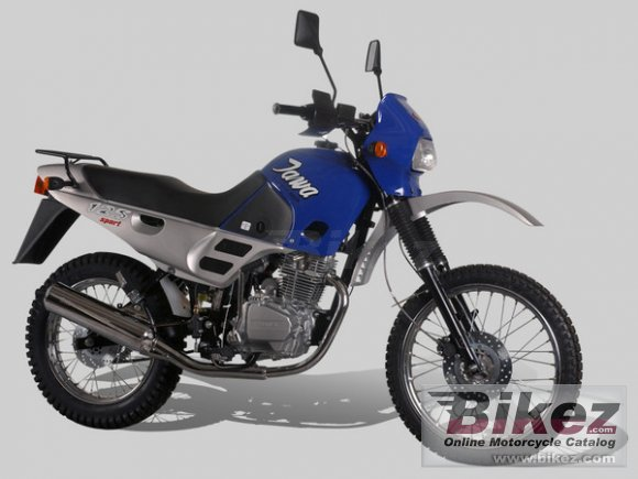 Jawa-CZ 125 Sport