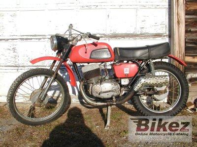 1971 Jawa-CZ 125
