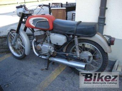 1972 Jawa-CZ 125