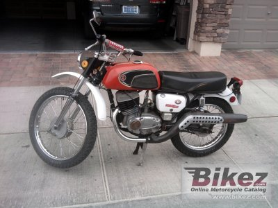 1972 Jawa-CZ 175 photo