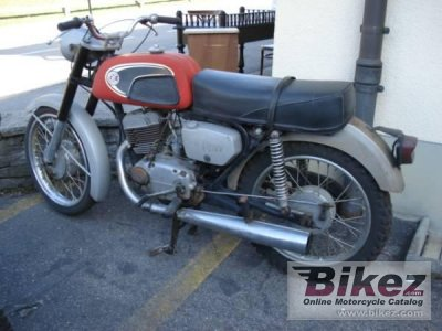 1972 Jawa-CZ 125 photo