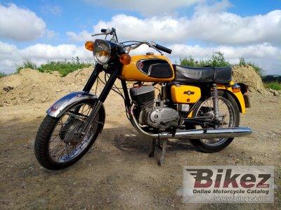 1973 Jawa-CZ 125