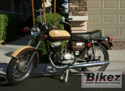 1974 Jawa-CZ 175 photo