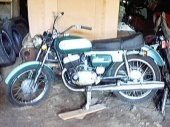 1974 Jawa-CZ 125 photo