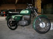 1975 Jawa-CZ 125 photo