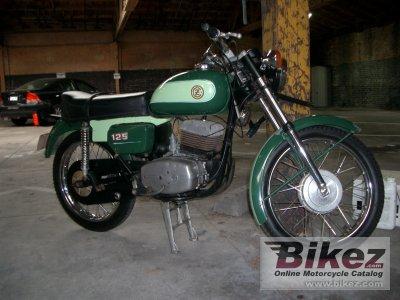 1975 Jawa-CZ 125