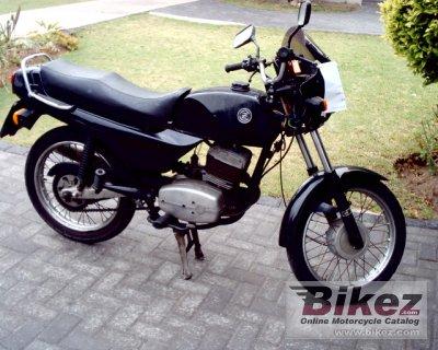 1993 Jawa-CZ 180