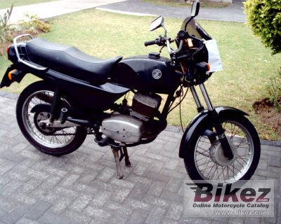 1993 Jawa-CZ 180 photo