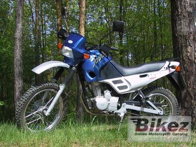 2006 Jawa-CZ 125 Sport photo