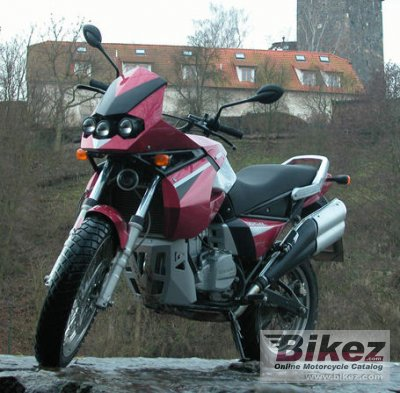 2007 Jawa-CZ 650 Dakar photo