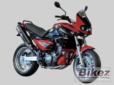 2013 Jawa-CZ 660 specifications and pictures