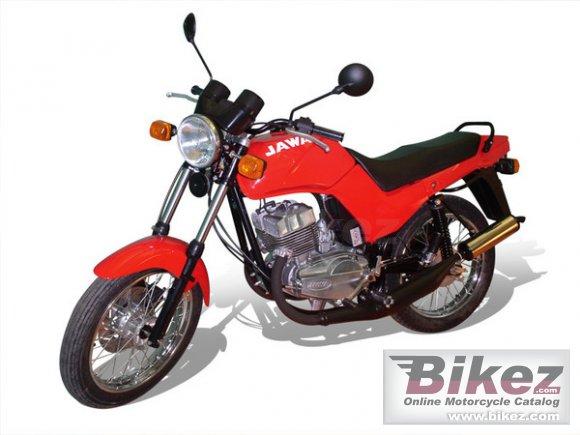 Jawa-CZ 350 Basic