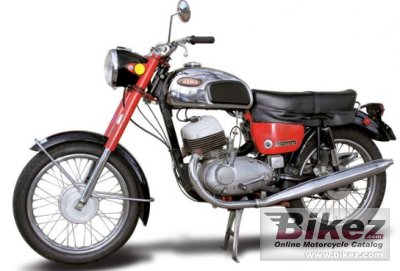 1967 Jawa Californian 350