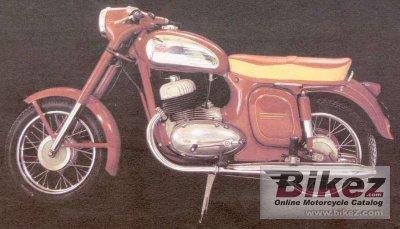 1970 Jawa 350