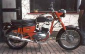 1970 Jawa 350 California photo